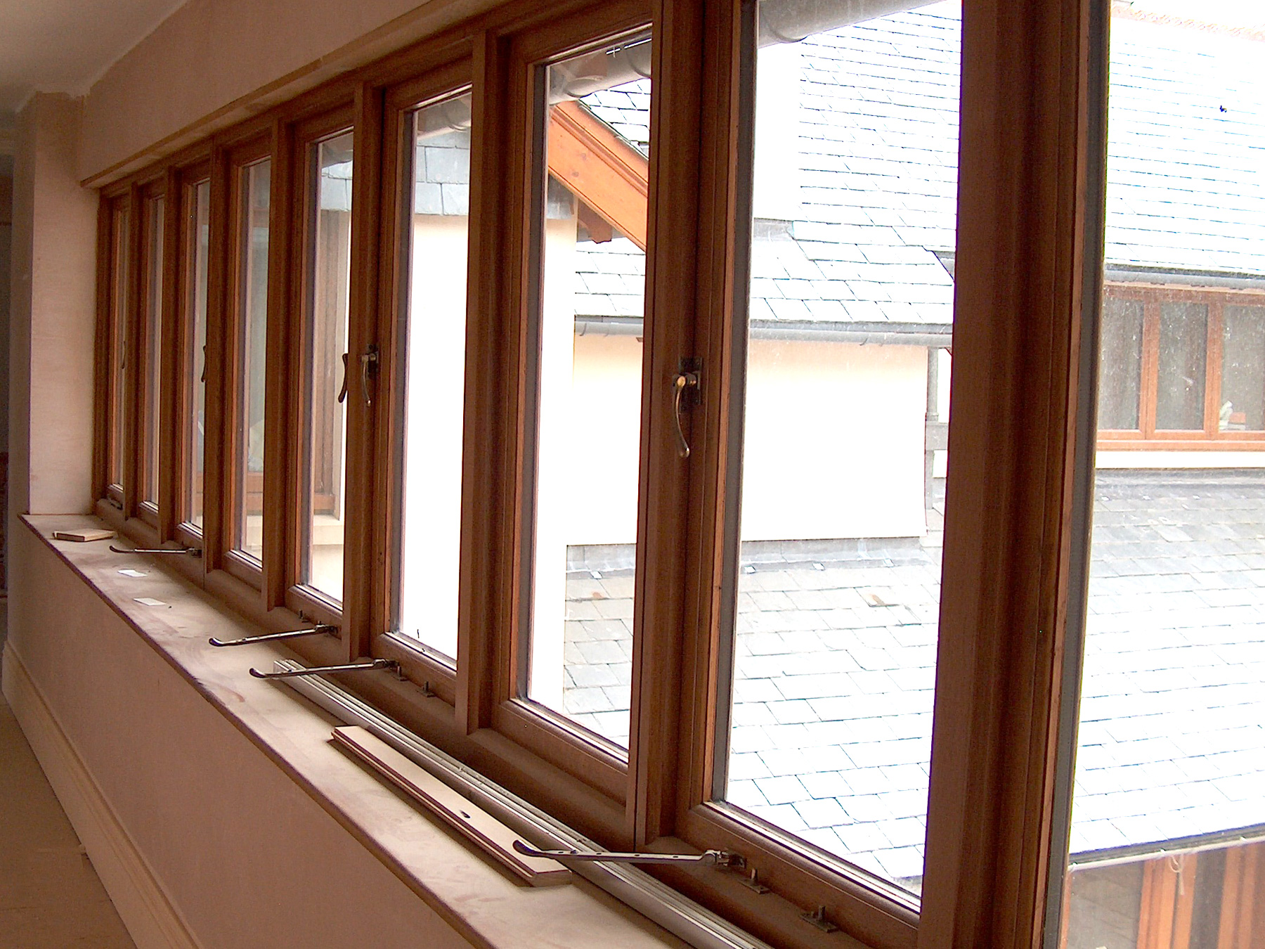 Custom Made Wooden Windows North Devon Awlwood Joinery